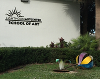2018 March 23-24 2-Day Plein Air Lighthouse ArtCenter School of Art Tequesta, FL