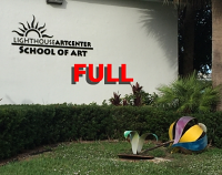 2017 February 20-24 5-Day Lighthouse ArtCenter School of Art Tequesta, FL